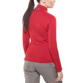 Maloja NewportM. Longsleeve Multisport Jersey Women red poppy